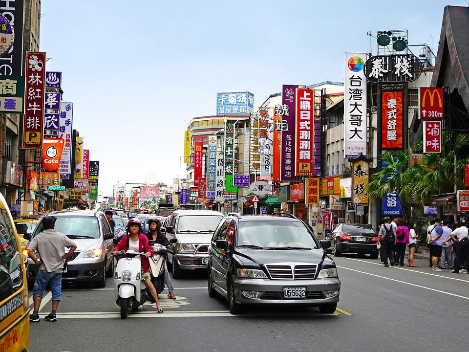 東京都知事選の立候補予定者の台湾観