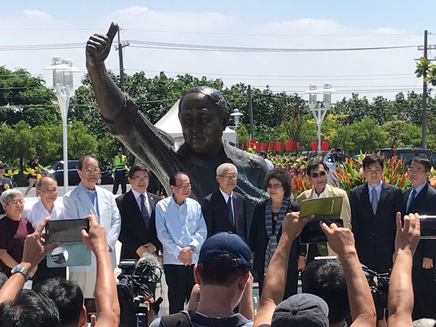 【台湾の声】台南市に黄昭堂記念公園がオープン