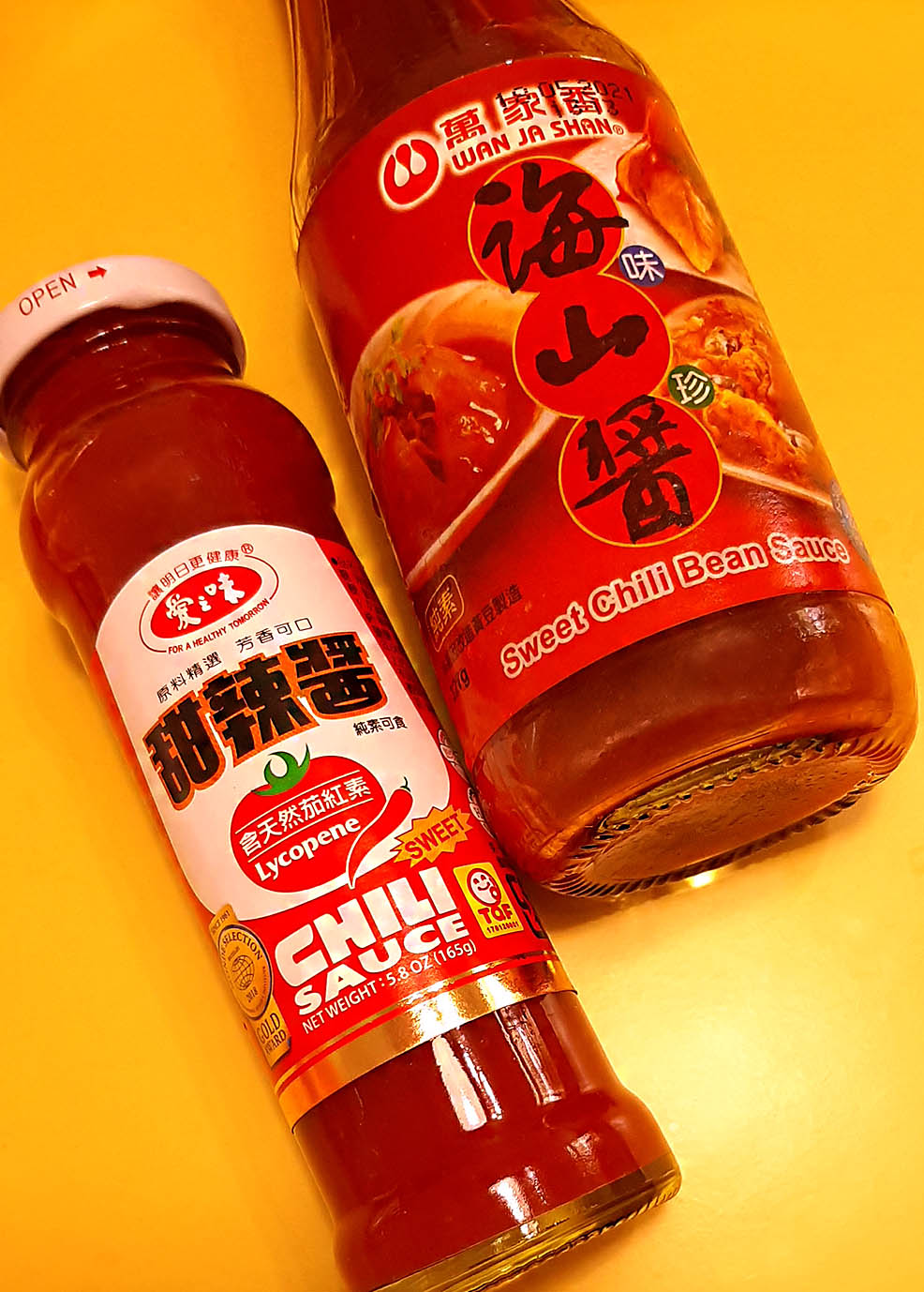 【阿彰の台湾写真紀行】赤いソース
