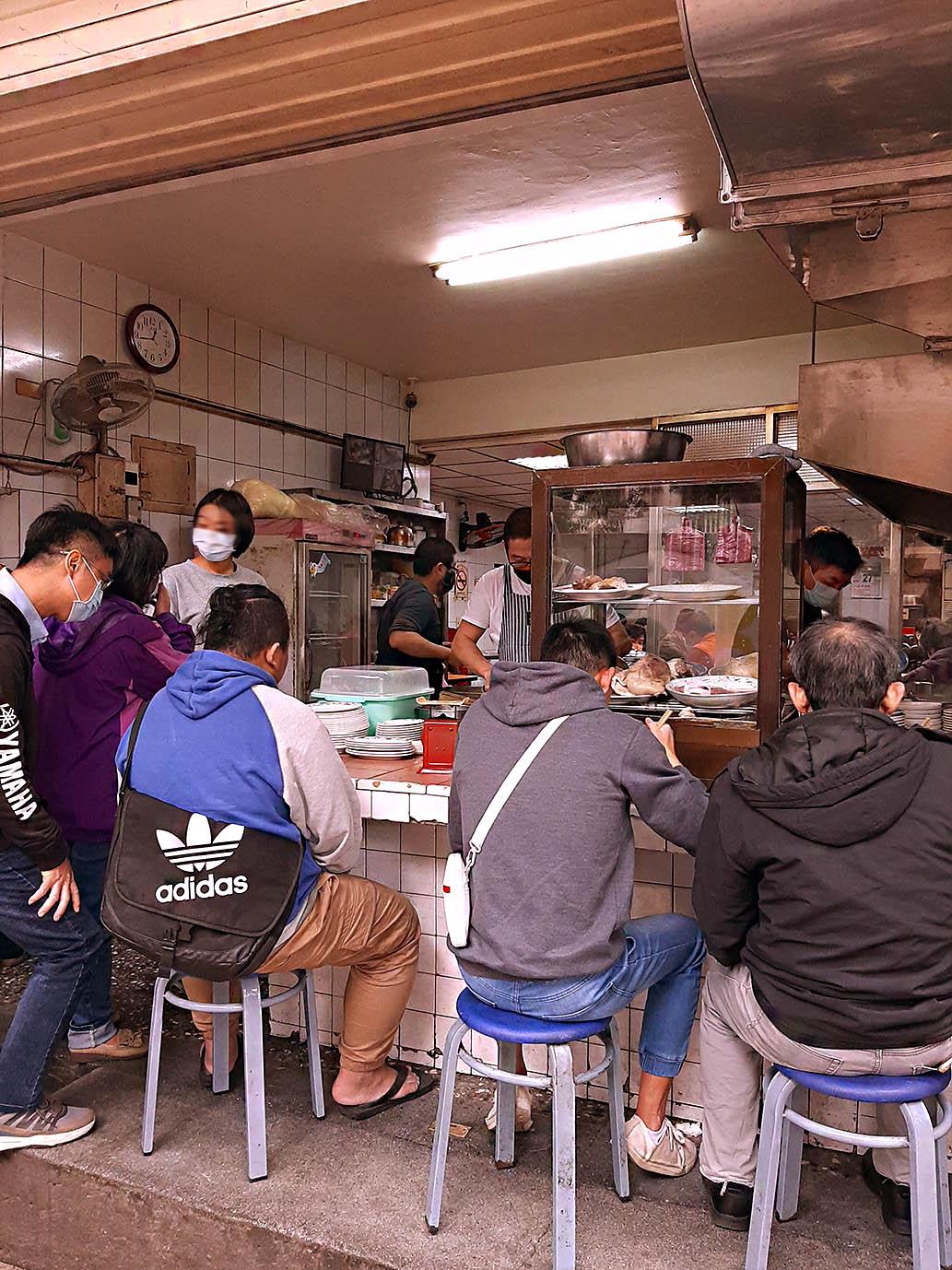 【阿彰の台湾写真紀行】No. 23 台北の朝食店Part-3 台湾料理系の朝食店